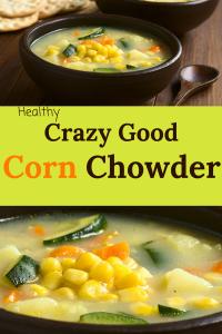 quick dinner corn chowder