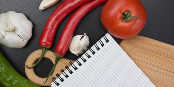 food-vegetables-recipe-writing