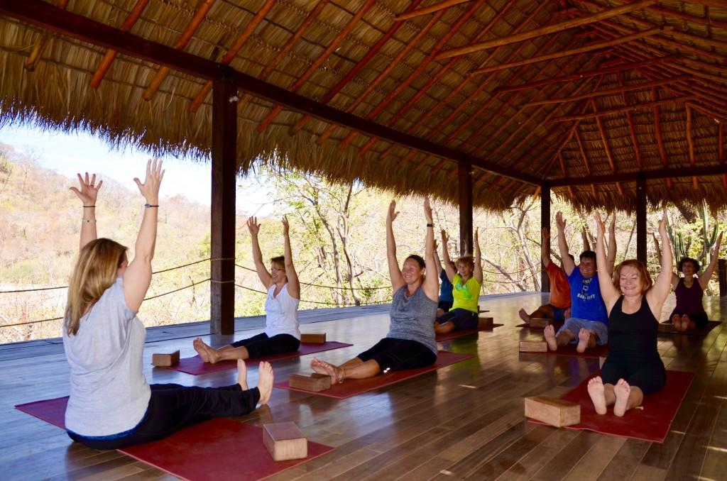 Retreats - Yoga
