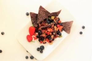 Creamy Fruit Salsa