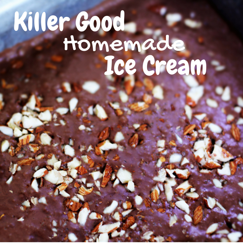 Killer Good Homemade Ice Cream
