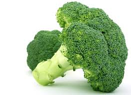 image of a stalk of broccoli for clean eating