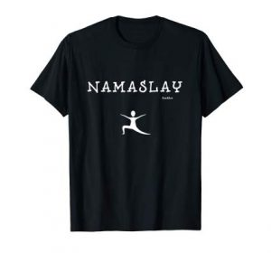 image of yoga tshirt